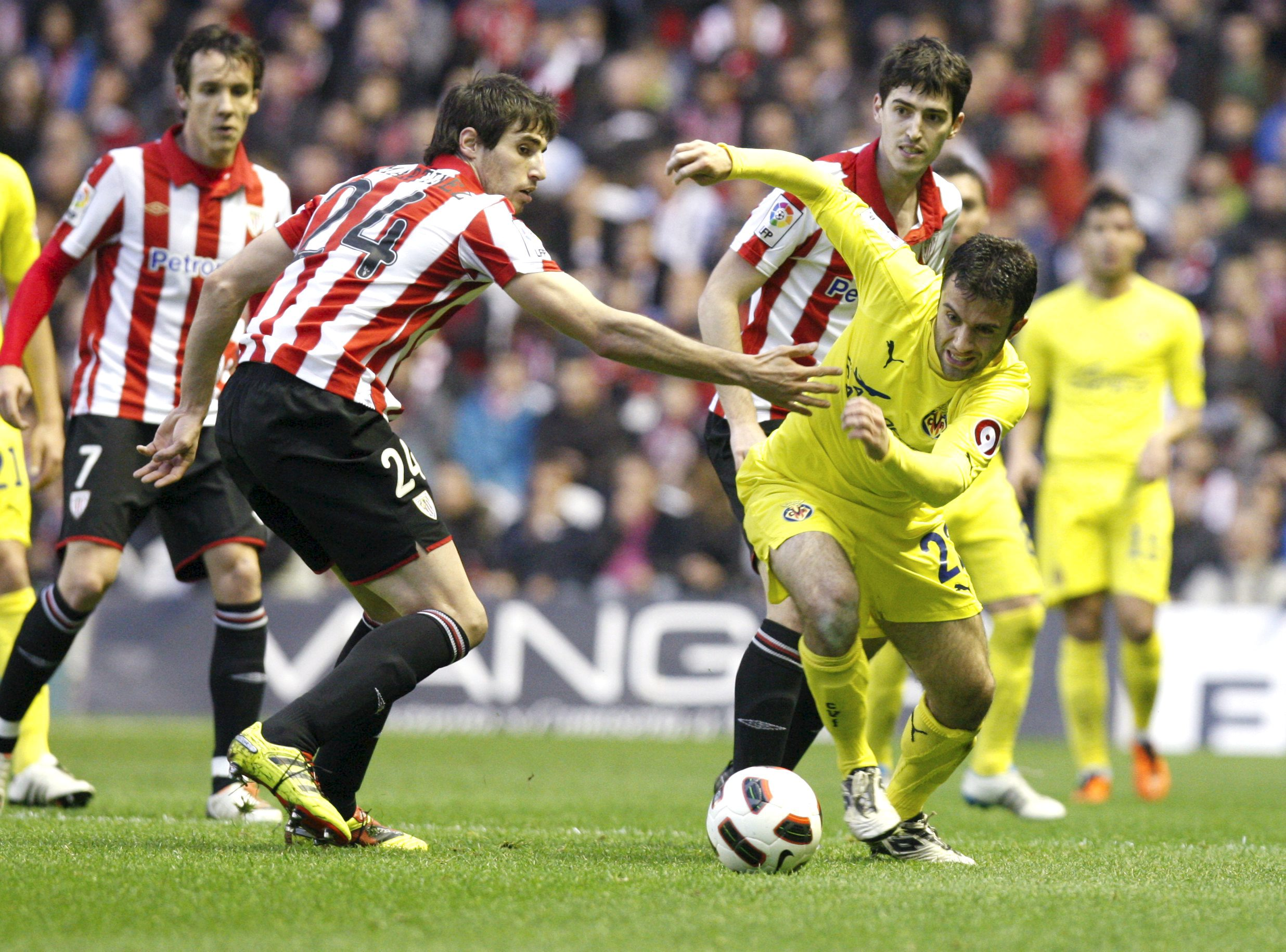 ATHLETIC DE BILBAO- VILLAREAL CF