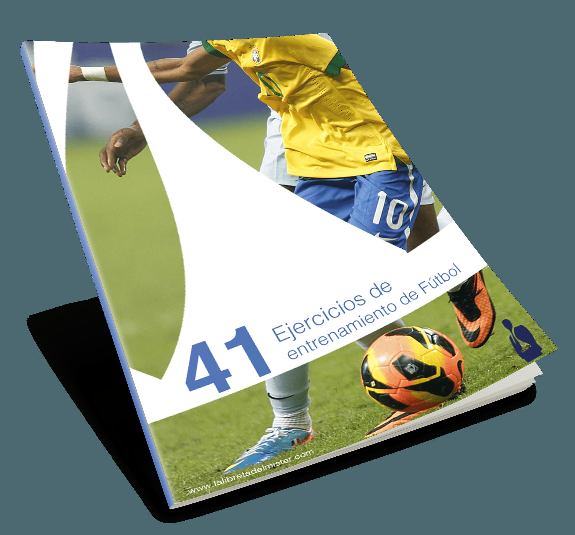 Recopilación de tareas de entrenamiento en fútbol de la 3ª temporada del blog La Libreta del Mister.