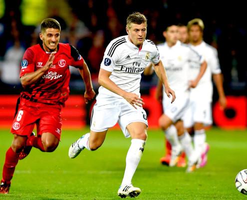 SOCCER-UEFA/SUPERCUP