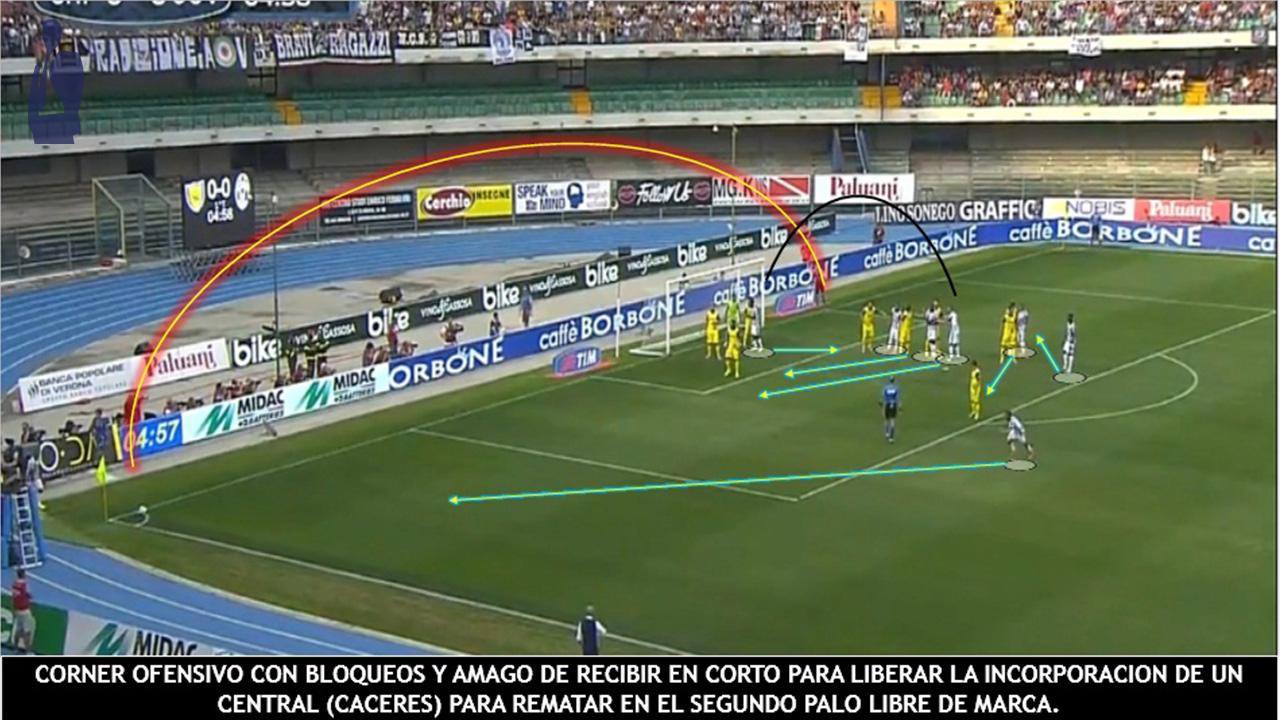 Informe Juventus 18