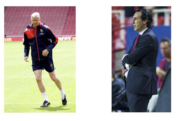 Wenger y Emery